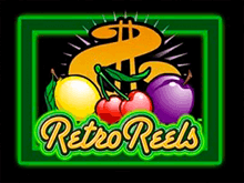 Retro Reels играть на деньги в клубе Эльдорадо