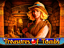 Treasures Of Tombs Слот